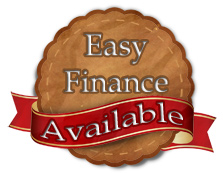 Easy Finance Option Available
